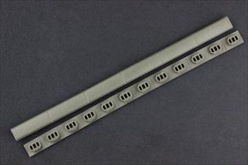実物マグプル M-LOK レイルカバー Type1 OD