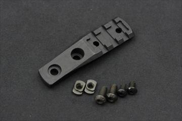 実物マグプル M-LOK Cantilever Rails Light マウント
