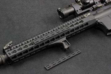 実物BCM GUNFIGHTER 5.5inch Keymod パネル BK