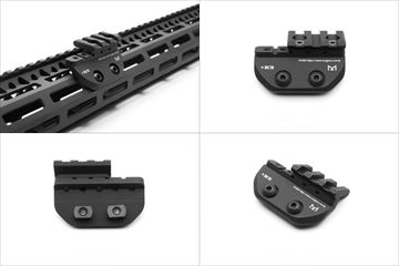 実物BCM GUNFIGHTER MODULAR LIGHT MOUNT M-LOK