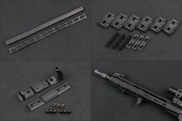 実物MAGPUL M-LOK ハンドストップ、レイルカバーType1&Type2 入荷しました!