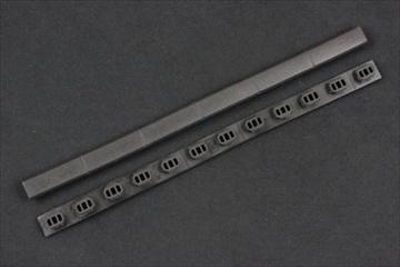 実物 マグプル M-LOK レイルカバー Type1 BK