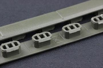 実物 マグプル M-LOK レイルカバー Type1 OliveDrab