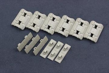 実物 マグプル M-LOK レイルカバー Type2 DE