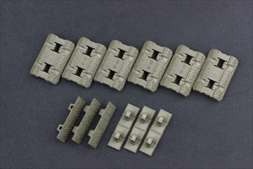 実物 マグプル M-LOK レイルカバーsType2 OD