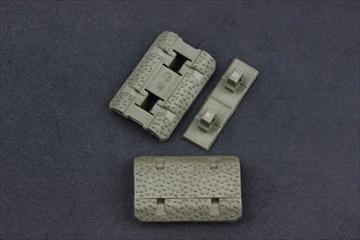 実物 マグプル M-LOK レイルカバー Type2 OliveDrab