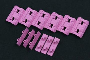 実物 マグプル M-LOK レイルカバー Type2 Pink