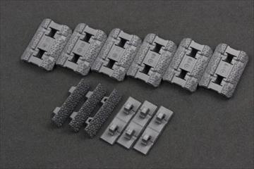 実物 マグプル M-LOK レイルカバー Type2 SG