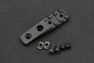 実物 マグプル M-LOK Cantilever Rail  Light マウント