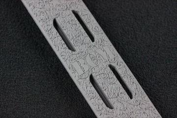 実物 BCM ガンファイター 5.5インチ KeyMod パネル Wolf Gray