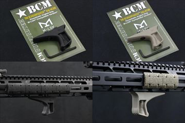 実物 BCM GUNFIGHTER KAG-MCMR