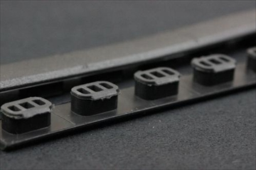 実物 MAGPUL M-LOK レイルカバー Type1 BK