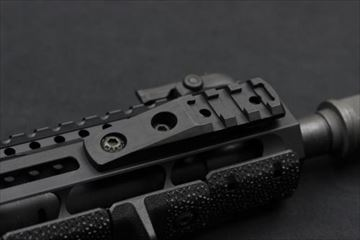 実物 MAGPUL M-LOK Cantilever Rail_Lightsマウント