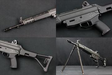 東京マルイ 89式 5.56mm小銃 屈曲銃床式 電動ガン本体