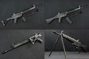 東京マルイ 89式 5.56mm小銃 電動ガン2種