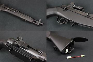 東京マルイ M14 SOCOM C.Q.B. ライフル .308 電動ガン本体