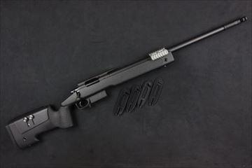 東京マルイ M40A5 ボルトアクションライフル - ブラックストック -