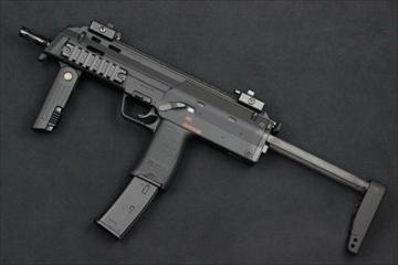 東京マルイ MP7A1 ガスブローバック BK