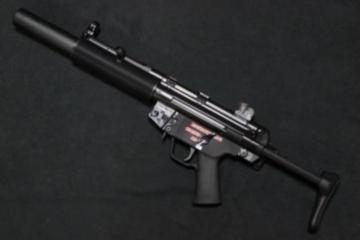 WEガスガン SD3