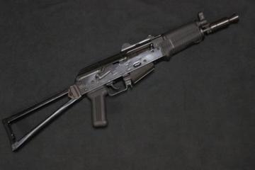 WE ガスガン AK74UN