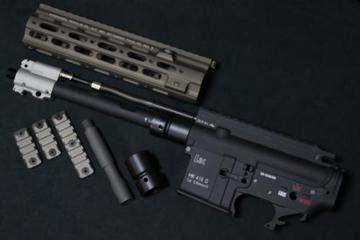 トレポン ガイズリーSMR HK416Dキット
