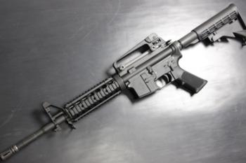 ガスブロ WE M4A1