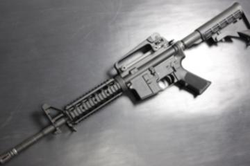 WEガスガン M4
