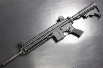 WE HK416D ガスガン