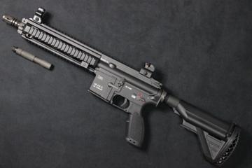 VFC HK416D電動ガン