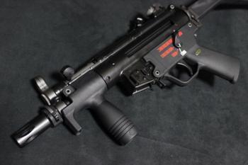 WE MP5ガスブロ PDW