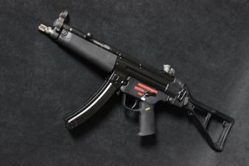 WE MP5A2 ガスブロ
