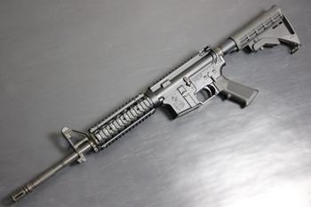 イノカツ M4ガスブローバック