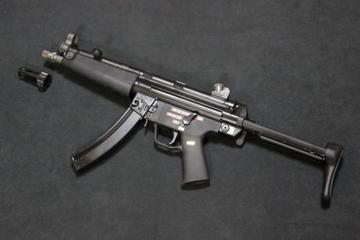 WE MP5A3 ガスブロ