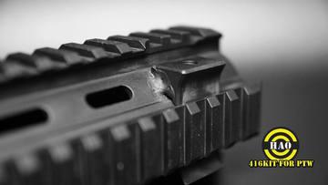 HK416D トレポン Rail