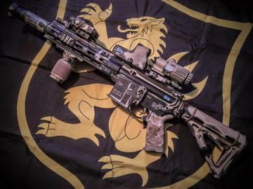 HK416 トレポン