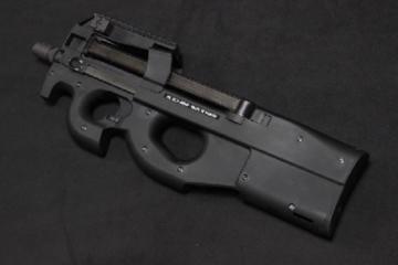 WEガスブロ P90