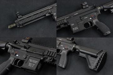 2018年バージョン VFC HK416D Gen.2 ガスブローバック