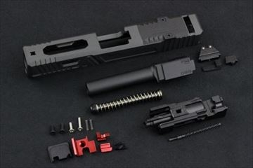 ACE1ARMS AGC G19 スケルトンスライドセット