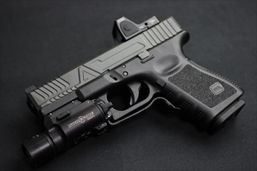 ACE1 ARMS AGC G19 スケルトンスライドセット