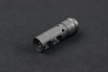 ANGRY GUN SOCOM556 タイプA マズルブレイク 14mm 逆ネジ(CCW)