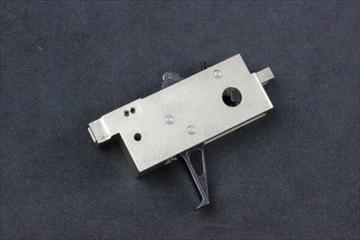 AngryGun コンプリート フラットタイプトリガーボックス WE M4M16HK416用