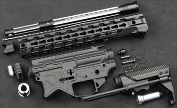 BAD556コンバージョンキット 東京マルイ M4MWS用