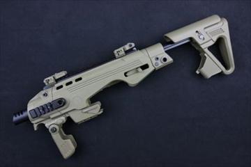 CAA Airsoft RONI ピストルカービン コンバージョンキット P226用 FDE