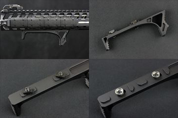 CASTELLAN LINK CURVED FOREGRIP