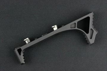 CASTELLAN LINK CURVED FOREGRIP BK - Keymod用 -
