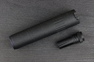 DEFACTOR AAC M4-2000タイプ サイレンサー BK