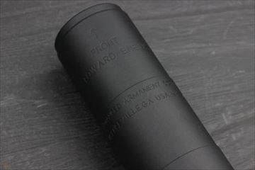 DEFUCTOR AAC M4-2000タイプ サイレンサー ブラック