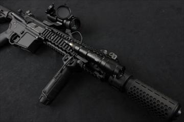 ELEMENT M600C LED SCOUTLIGHT BK