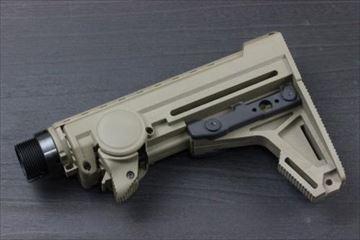 ERGO F93 Pro Stock トレポン用 ストック FDE