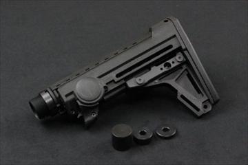 ERGO F93 Pro Stock with pad トレポン用 ストック BK